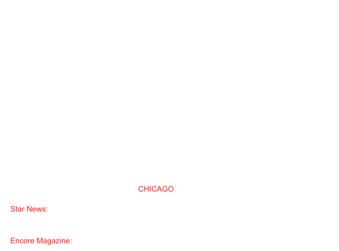Show dates: